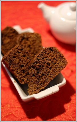 Brown Bread with Teapot