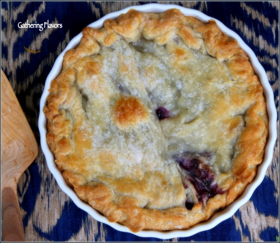 Watermarked Softened Blueberry Pie for Dessert-001
