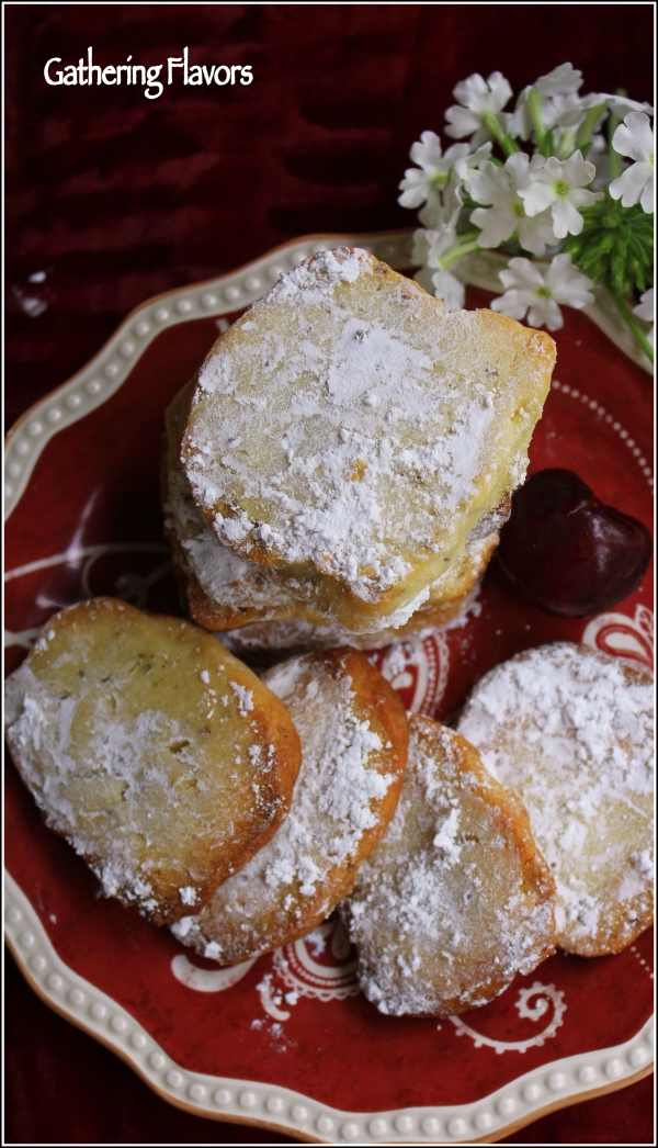 Anise Seed Cookies Up by Dena T Bray