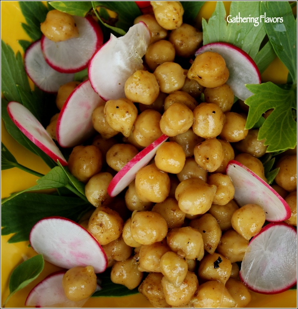 Spiced Chickpeas2 by Dena T Bray