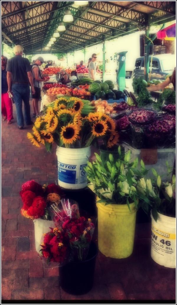 Eastern Market by Dena Testa Bray