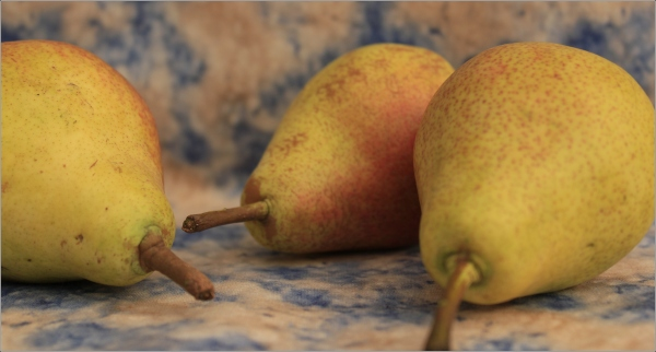 Three Pears