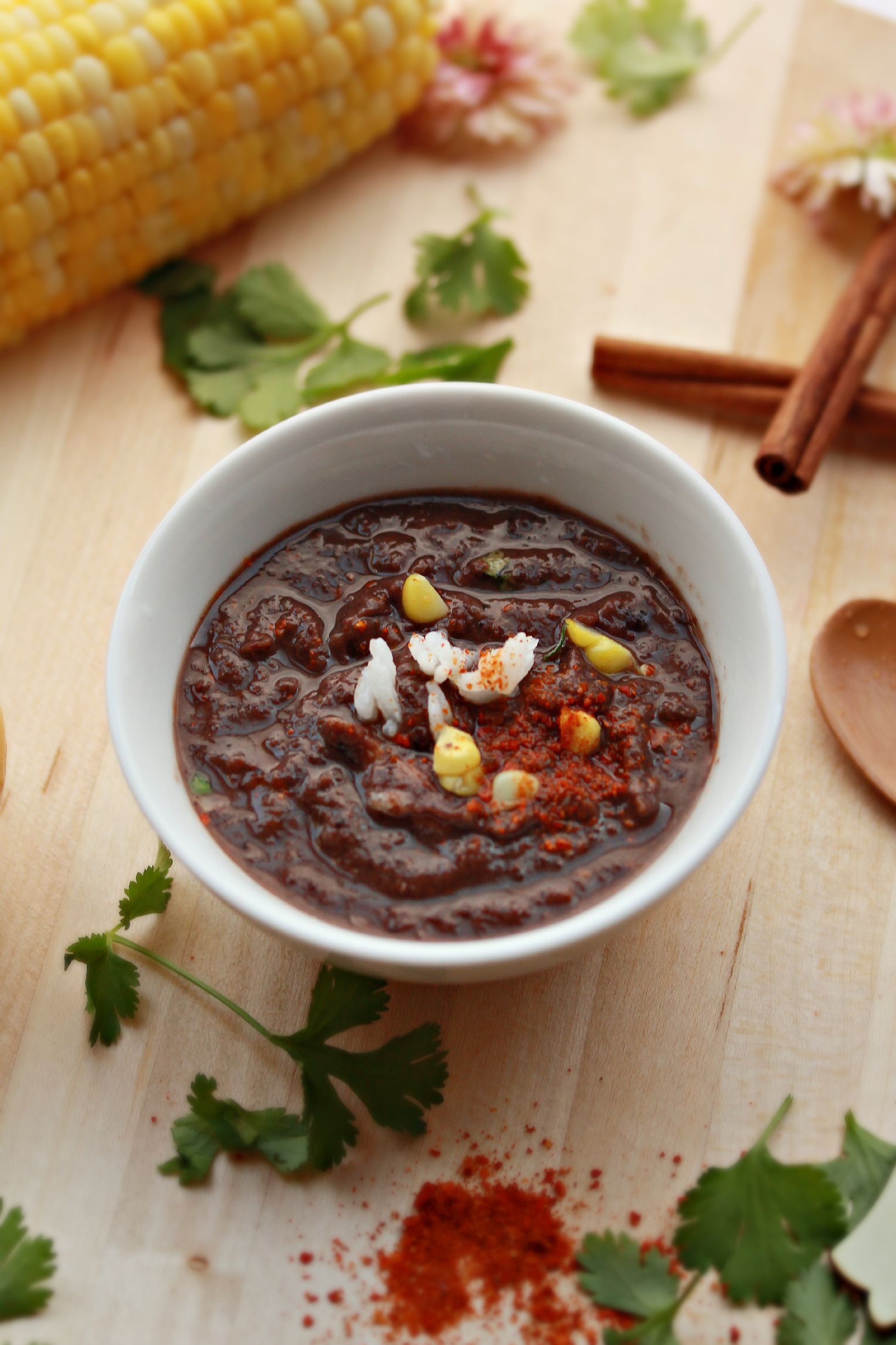 Black Bean Soup by Dena T Bray©