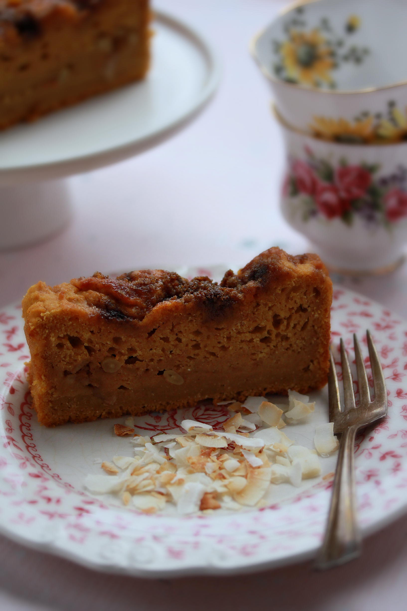 Cinnamon Laced Pumpkin Bread
