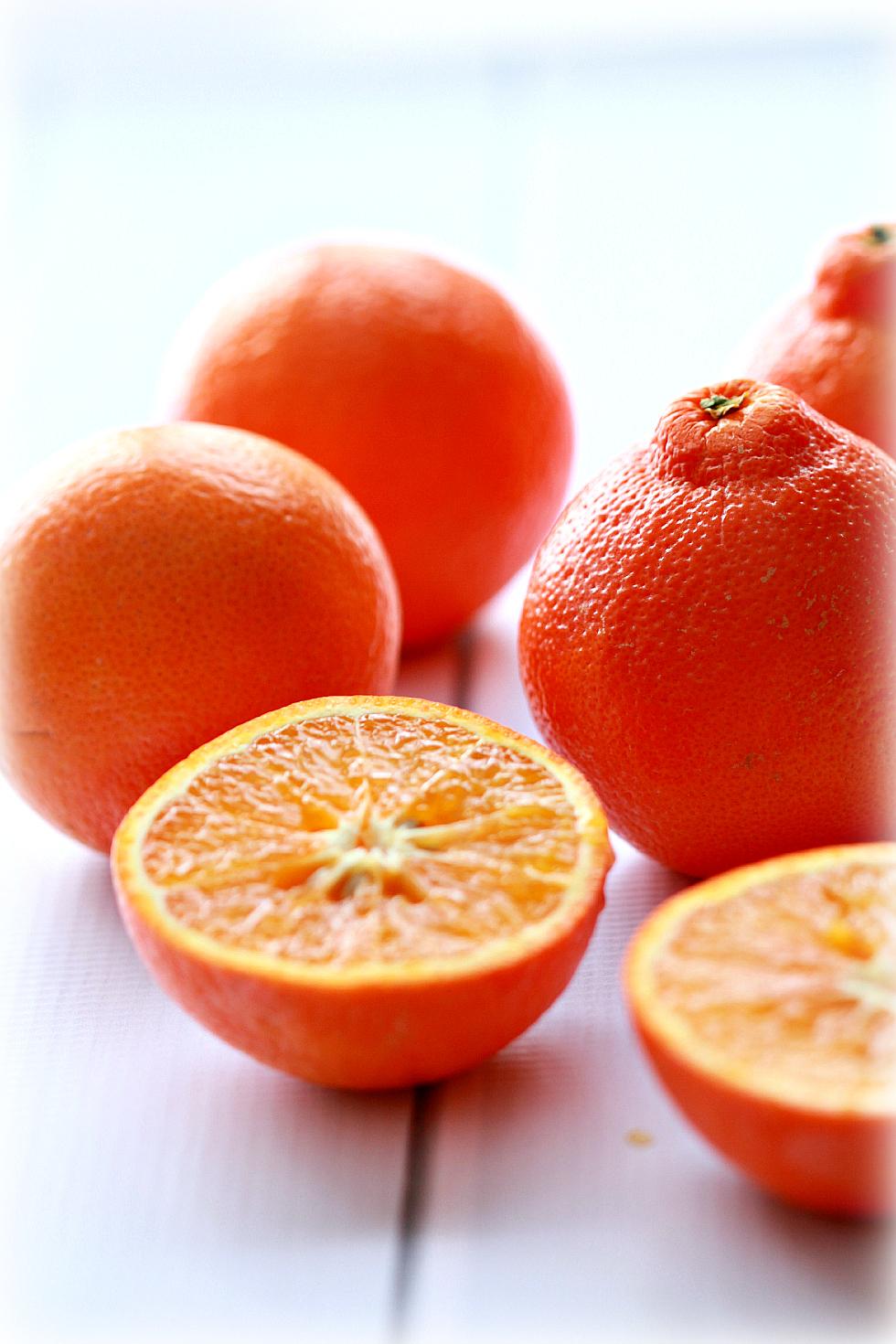 © Oranges! by Dena T Bray