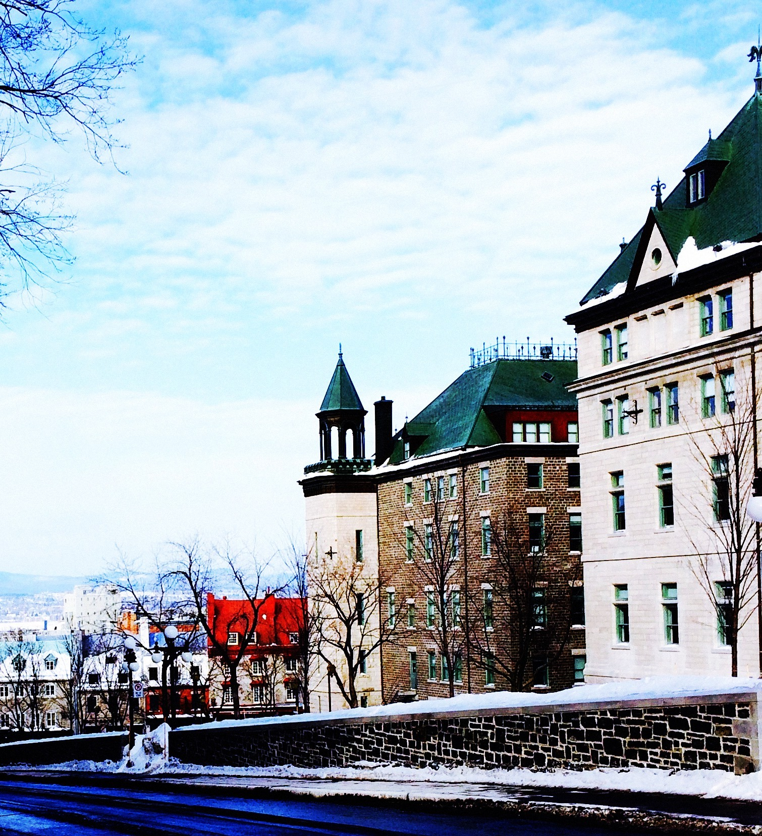 ©Quebec City by Dena T Bray